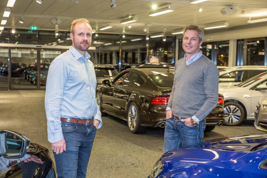 Kontakt Gjert Brandsdal og Jarle Jetmundsen - Auto No AS
