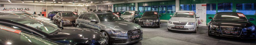 Import av nyere bruktbil - Auto No AS